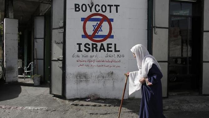In the West Bank