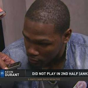 Inside The NBA: Durant Speaks