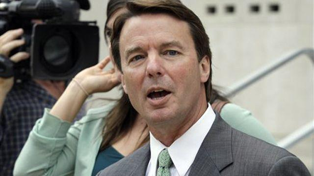 Are there problems with the John Edwards jury