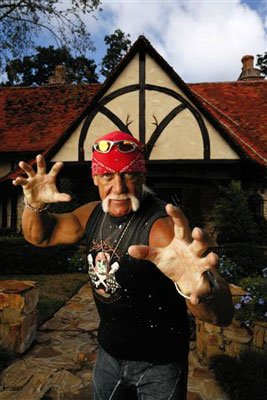 Hulk Hogan VH1's 'Hogan Knows Best 2'