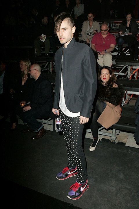 Leto Jared Paris Fashion Week