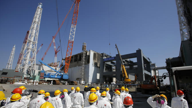 News Summary: Power restored to Japan nuke plant