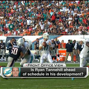 Has Miami Dolphins quarterback Ryan Tannehill taken the next step?