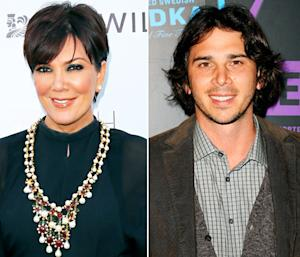 Kris Jenner Takes Pal Ben Flajnik to Kanye West Show