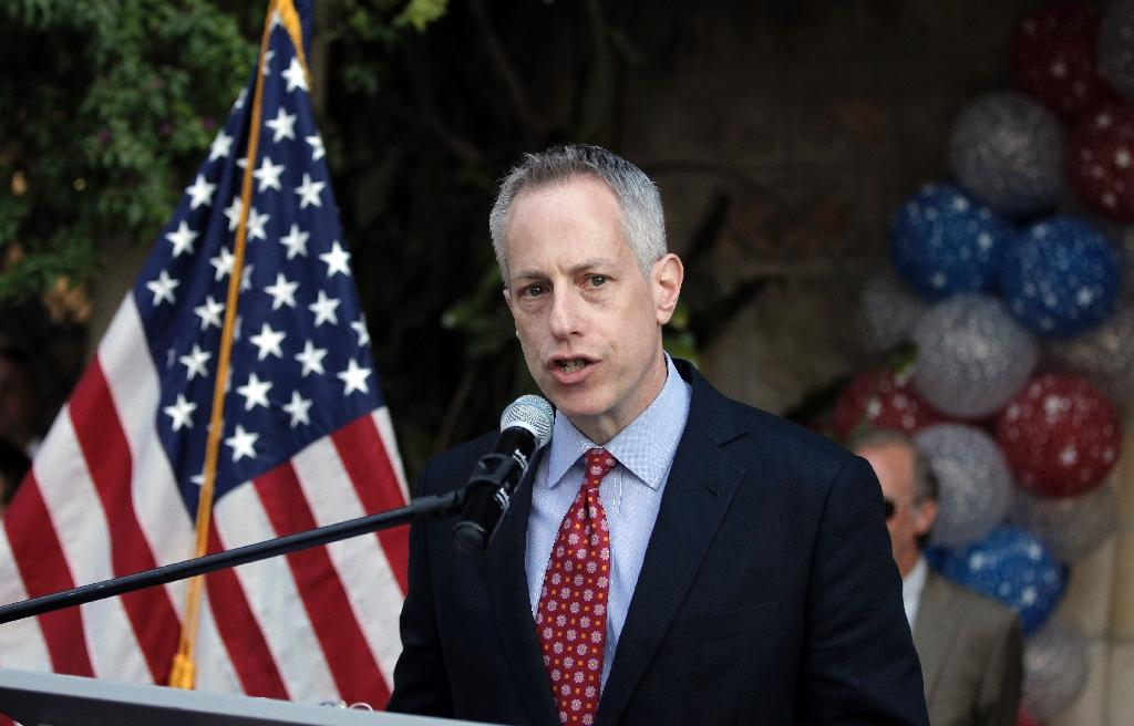 US envoy to Syria to hit road in push for progress