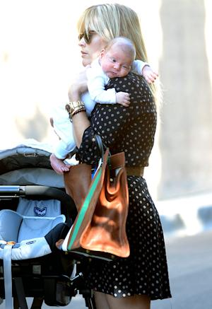 NEW PICTURES: Reese Witherspoon Snuggles Baby Tennessee