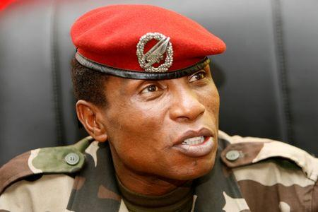 Former Guinea military leader thwarted in attempt to return home-lawyer