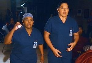Chandra WIlson, Sara Ramirez | Photo Credits: Eric McCandless/ABC