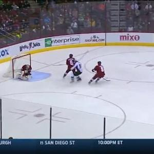 Mike Smith Save on Ben Street (01:50/1st)