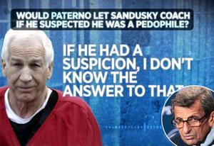 Jerry Sandusky interview, The Today Show | Photo Credits: NBC