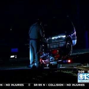 Husband, Wife Dead After Motorcycle Crash