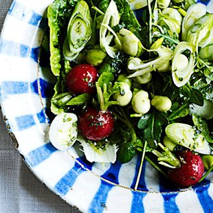 Gardeners Salad: Recipes