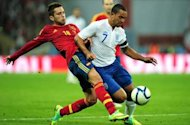 Walcott settled and raring to go ahead of Sweden