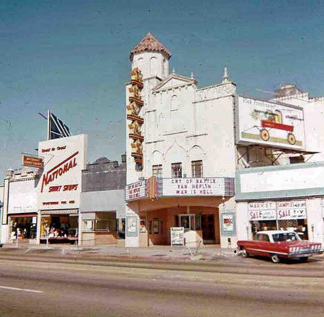 The Texas Theatre: A Historic Dallas Icon