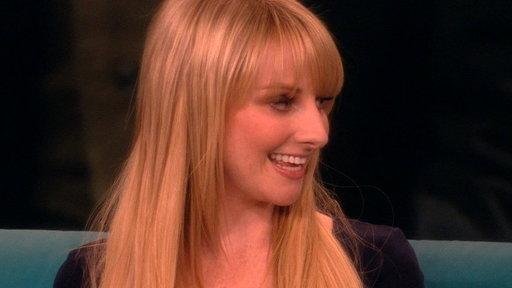 Big Bang Theory's Melissa Rauch