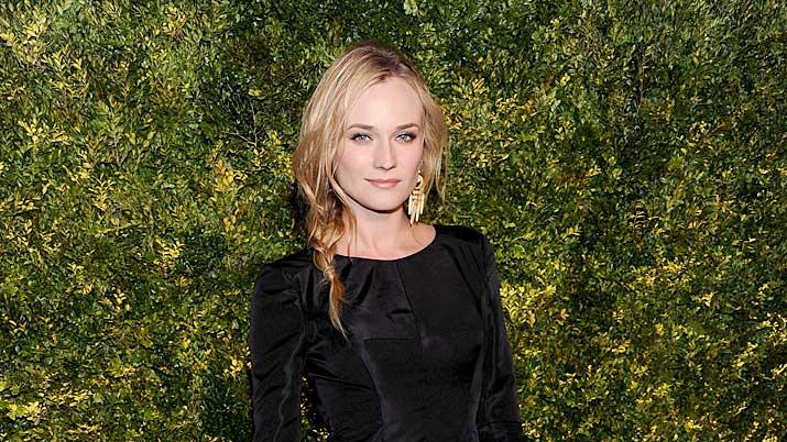 Diane Kruger Green Auction
