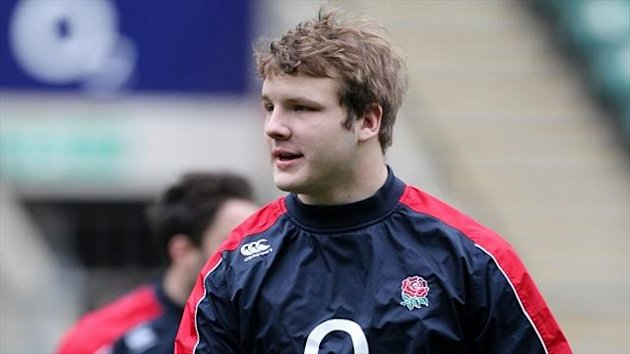 Joe Launchbury wants to build on his achievements last year