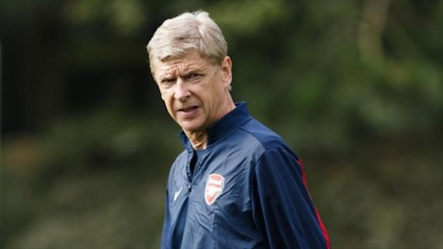 Arsene Wenger's contract expires next summer