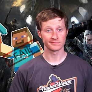 Minecraft Didn't Meet Sony's Expectations; GTA Gets Free Update - GS News Top 5
