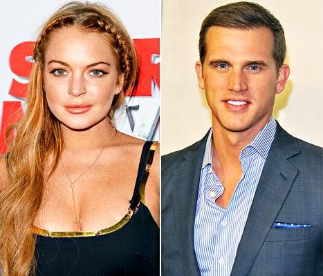 Lindsay Lohan Dating Matt Nordgren