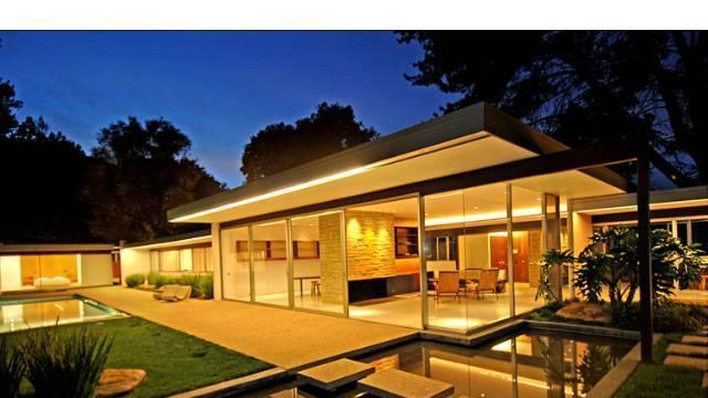 Midcentury marvel owned by Vidal Sassoon 21