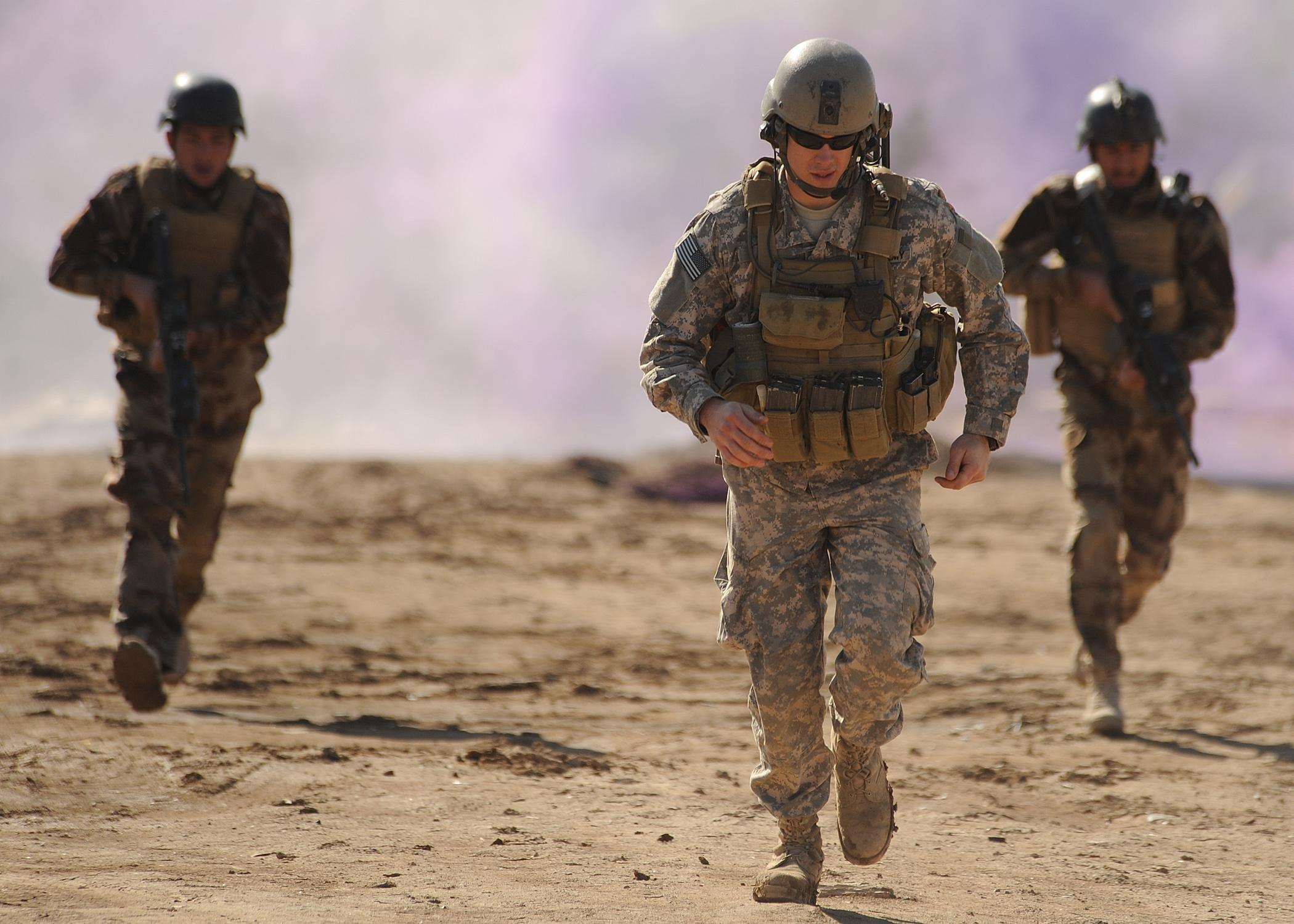 Most Americans Want Obama to Send Ground Troops to Battle ISIS