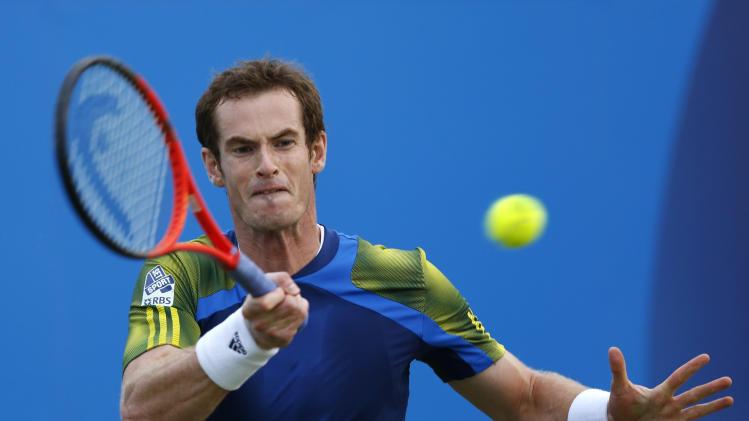 Murray, defending champ Cilic in Queen's Cup final