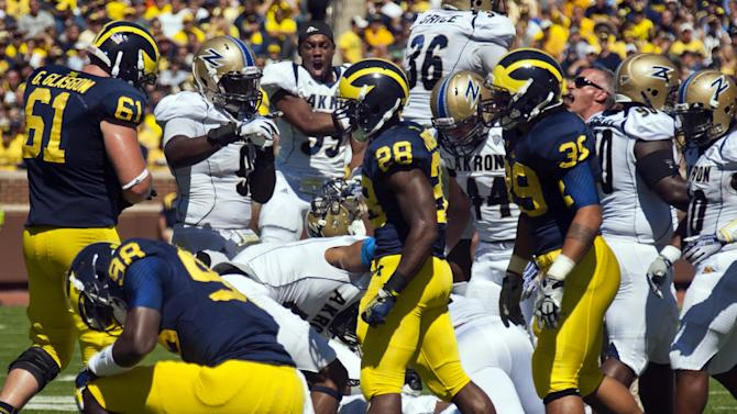 Michigan QB Devin Gardner looks to bounce back