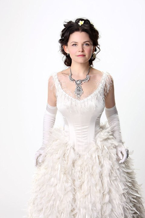 Ginnifer Goodwin stars as Snow White/Sister Mary Margaret in &quot;Once Upon a Time.&quot; 