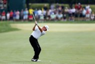 South Africa&#39;s Ernie Els contests The Barclays in Farmingdale, New York, last week. South Africa will co-host six 2012-2013 European Tour golf tournaments, officials announced Tuesday