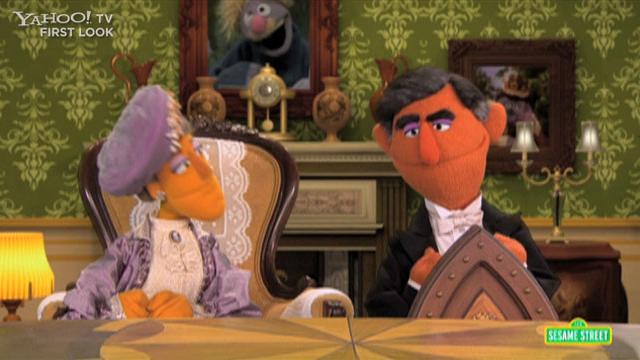 'Sesame Street' Spoofs 'Downton Abbey'