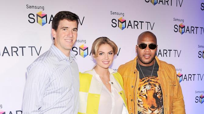 Samsung's 2013 Television Line Launch Event