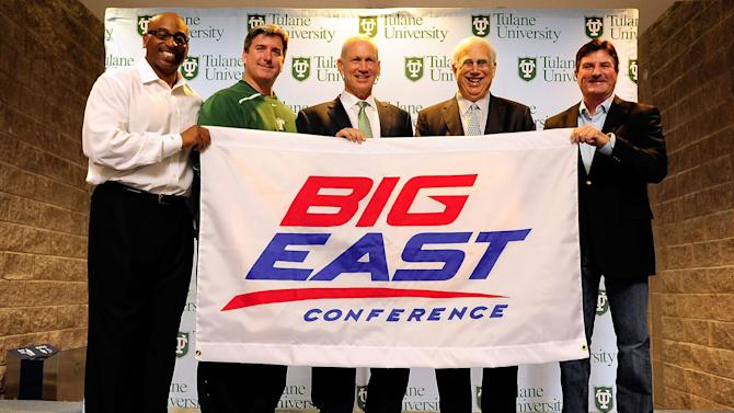 Tulane Announces Move To Big East Conference
