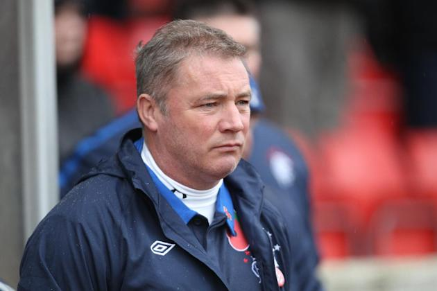 Ally McCoist was confident Rangers had a strong case