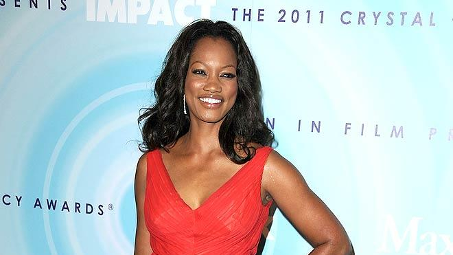Garcelle Beauvais Crystal Lucy Awards