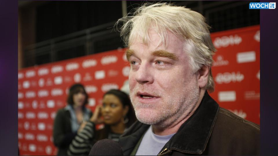 "Philip Seymour Hoffman: Work On The Hunger Games: Mockingjay Was ""Substantially Complete"""