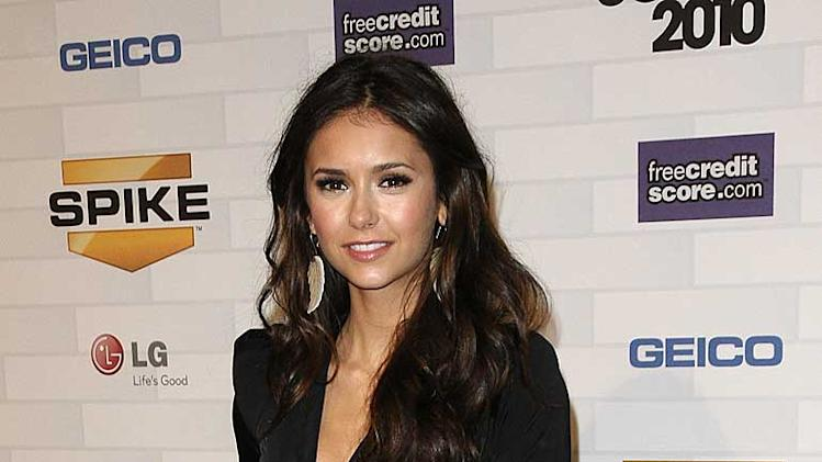 Nina Dobrev Scream Awards