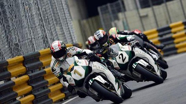 Macau GP bosses release 2013 entry list