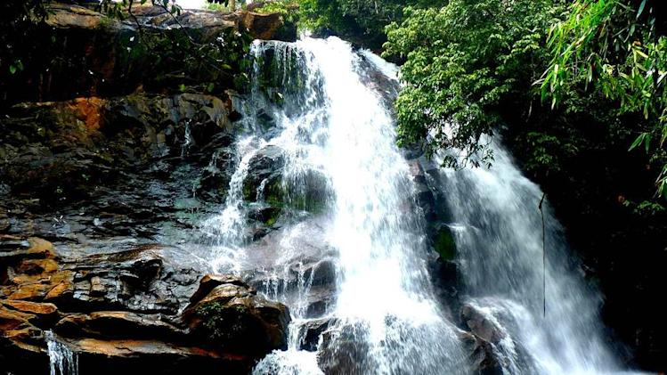Travel India Waterfalls