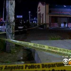 Police Investigating Stabbing Death Of Pacoima Woman