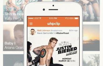 This New App Lets Users Legally Share Buzzy TV Clips