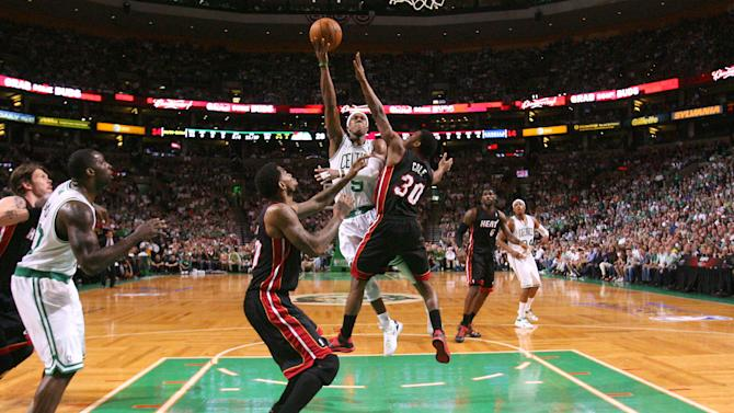 Miami Heat v Boston Celtics - Game Four