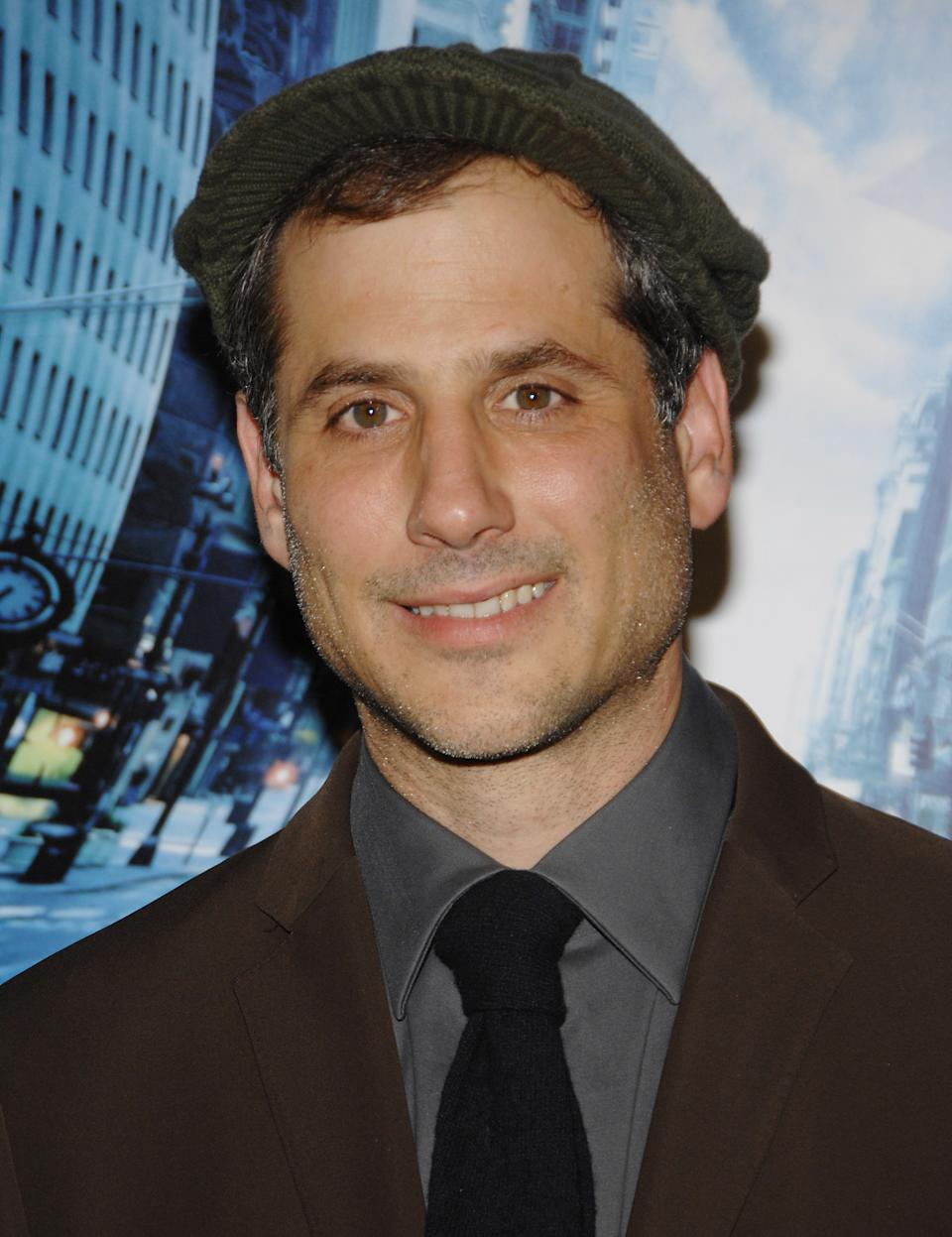 "FILE - In this June 10, 2008 file photo, producer Barry Mendel attends ""The Happening"" film premiere at the Ziegfeld Theater in New York. Guest programmer Mendel selects his five favorite movies about marriage for Associated Press. (AP Photo/Evan Agostini, File)"
