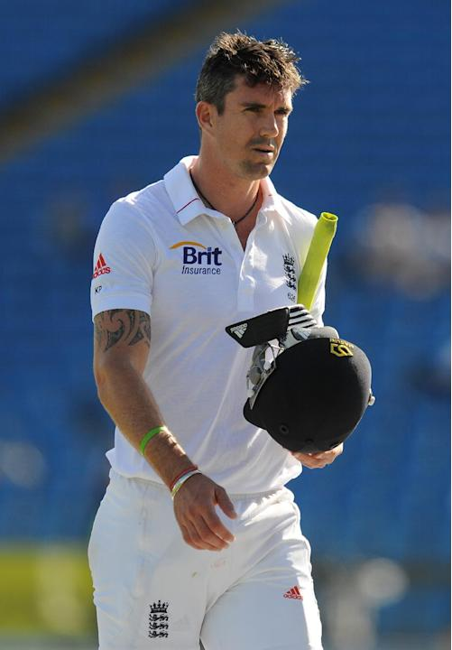 It remains to be seen whether Kevin Pietersen will make England's tour of India