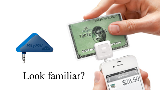 PayPal Throws a Triangle into the Mobile Payment Wars