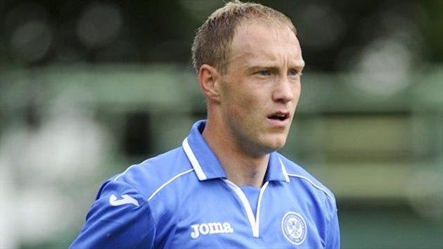 Steven Anderson is desperate to see St Johnstone make the final