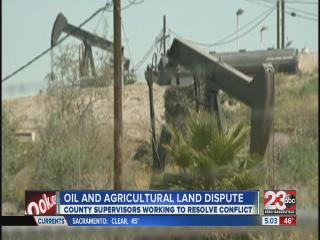 Kern County works to solve issues between agriculture and oil companies
