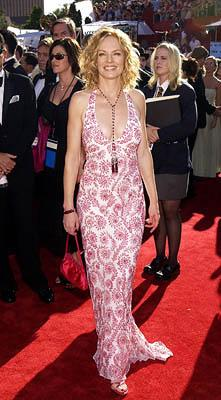 Marg Helgenberger Emmy Awards - 9/22/2002
