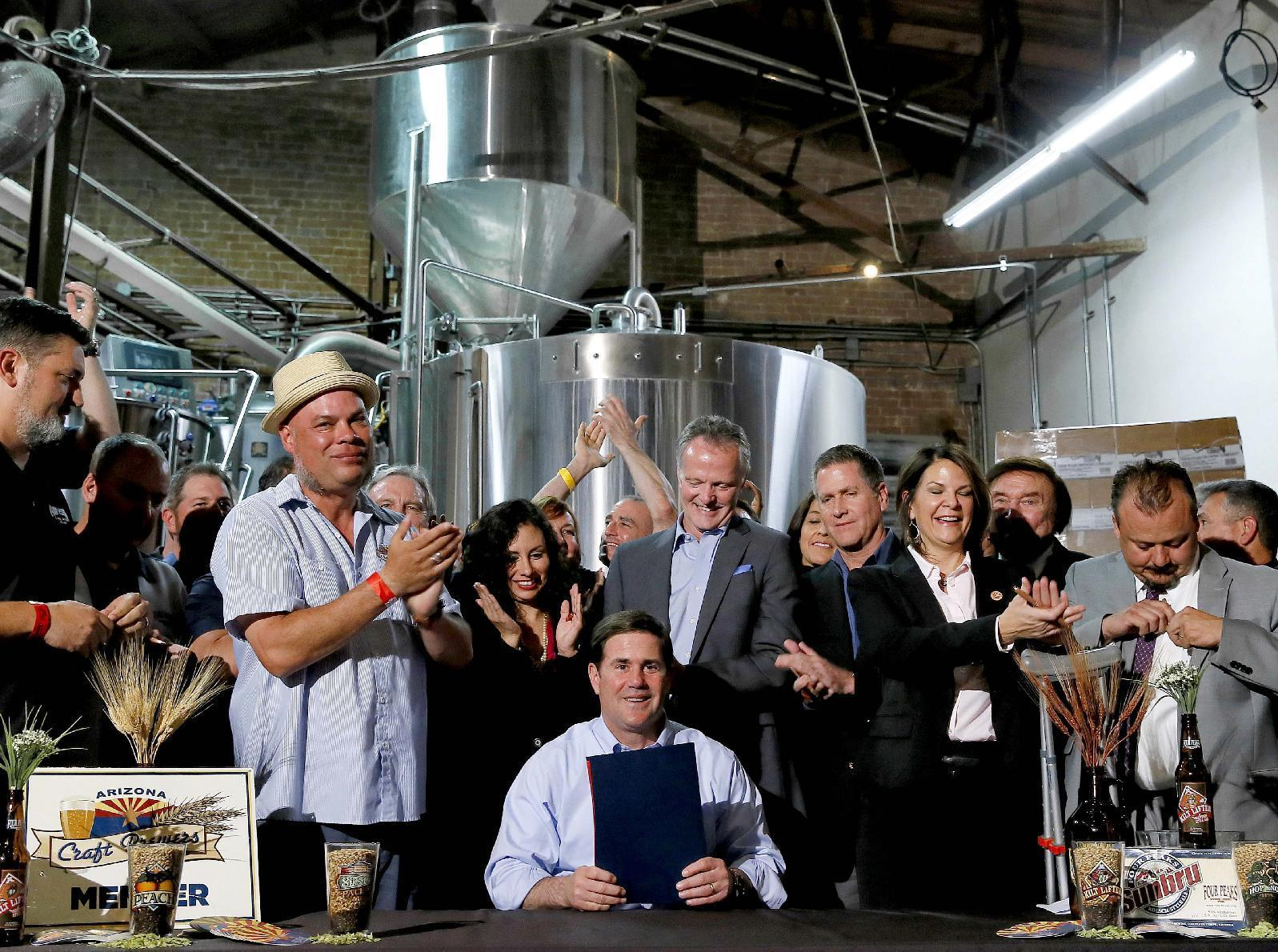 States rewrite microbrew laws as demand for craft beer grows