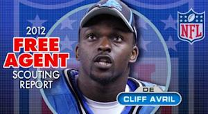 Free-agent scouting report: Lions DE Cliff Avril